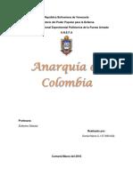 Anarquia en Colombia Catedra II.docx
