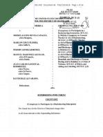 Maryland Prosecutors' indictment against Six MS-13 Gang Members