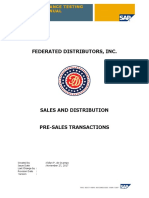 03.04.03_Project FDI_SD_UAT_Sign Off Document - Pre Sales Transactions