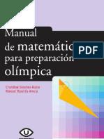 Manual de Matemáticas Para Preparación Olímpica