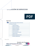 5. Operación Del Servicio (Service Operation - SO)
