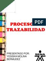 Proceso de Trazabilidad