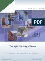 06 Glosario de Terminos Agiles