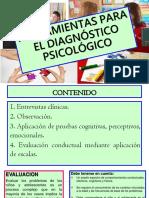 Herramientas Para El Diagnóstico Psicologico