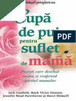 Canfield Hansen Hawthorne Shimoff Supa de Pui Pentru Suflet de Mama (1)