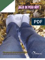 Edición de septiembre, 2010 de El Mensaje Latino magazine