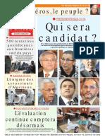 Journal Le Soir d Algerie Du 31.03.2018