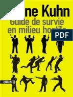 Shane Kuhn - Guide de Survie en Milieu Hostile
