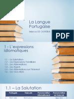 La Langue Portugaise 2
