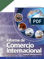 Informe Comercio Exterior 2010-2013