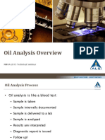 Oil Analysis Overview