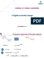 3 Digital Control-Design of Controllers II