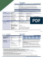 Tarifas y Comisiones Banca Personas Marzo 2018