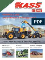 PEKASS magazín (2018), jaro
