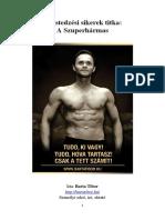 A testedzesi sikerek titka - Bartha Tibor.pdf