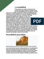 Medicina y Sexualidad