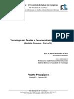 Análise e Desenvolvimento de Sistemas - USP