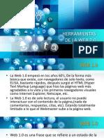 Herramientas Basicas de La Web 2.0