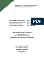 310031200 Experiencia 4 Porosidad Por El Metodo Porosimetro Ruska Expansion de Helio