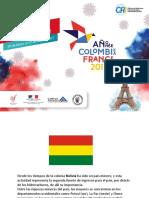Plantilla Jornada i - 2018 Bolivia