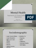 oppression depression
