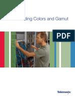 Understanding Color Gamut