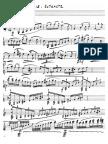 Sleeping Beauty Violin Solo