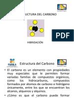 Quimica organica CARBONO