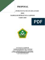 Proposal RKB MI Al-QOMAR