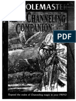 Rolemaster FRP - Channeling Companion