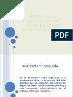 PROTOCOLO SOBRE HEMORRAGIAS DIGESTIVAS DIAPO