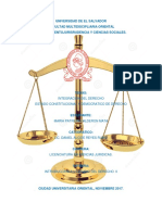 Temas Integracion Del Derecho y Estado Const Democr