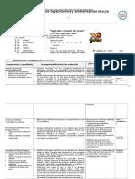 I Unidad - Segundo Grado Unidad 1 Modificada (1)