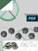 Portfolio - Sam Binning