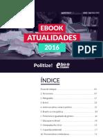 eBook Enem Politize Guia Do Estudante 2016