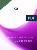 Microsoft OneNote 2010 Product Guide.pdf