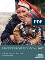 Spanish 2017 Social Progress Index Report