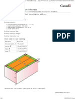 Wind Load Calculation for Roof Covering and Add-Ons - National Research Council Canada