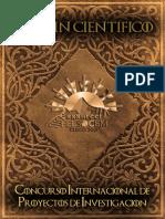 CCI 2018 - Boletín Científico - Proyectos de Investigación