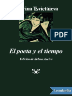 Poeta y Tiempo - Marina Tsvietaieva