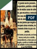 Mestre Pau Pereira