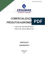 comercialização de produtos agroindustriais