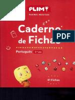 Caderno de Fichas - Português 2º Ano PLIM
