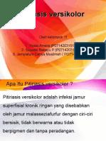 PP Pitiriasis Versikolor(1)