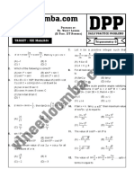 Trigonometry-3 Jee Main and Advanced