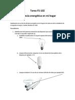 Instrucciones Tarea de Eficiencia Energc3a9tica
