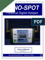 Nano Spot User