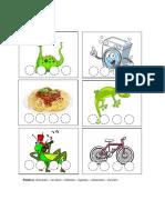 Actividad 2.1 (Polisilabos, Completacion Arturo