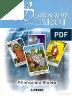 Sanacion Con El Tarot- Ahimsa- 52 Páginas