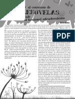 Una Mirada Al Consumo de Telenovelas en El Peru Desde El Funcional Estructuralismo
